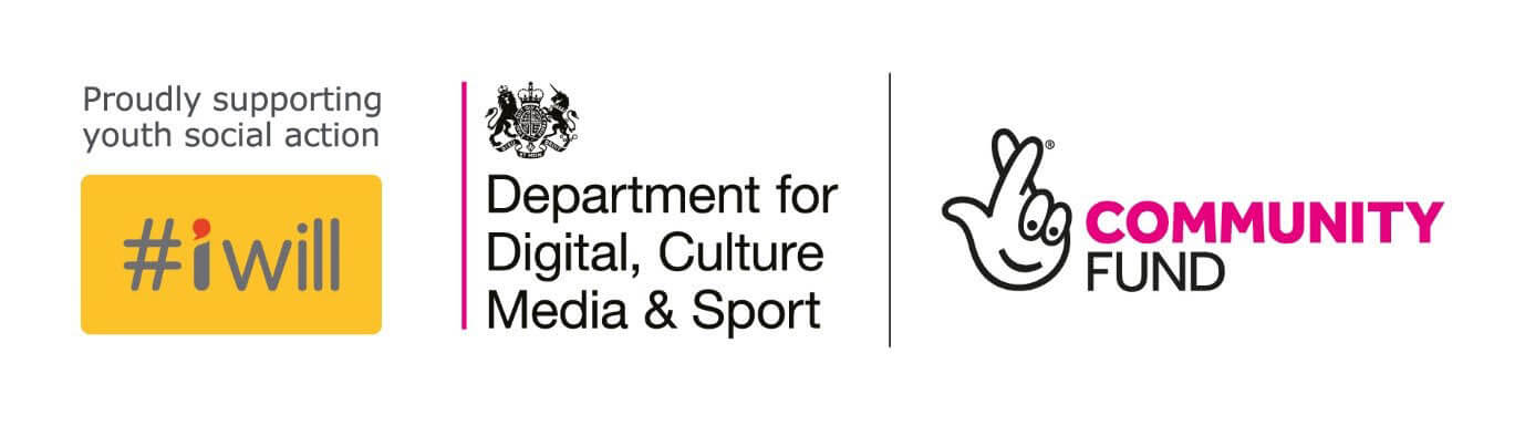 #iWill Proudly supporting social action | Department for Digital, Culture Media & Sport | National Lottery Community Fund