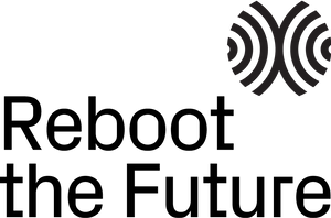 Reboot the future logo