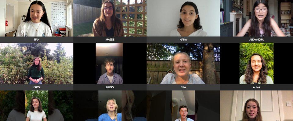 Meet the Youth Climate Summit Ambassadors