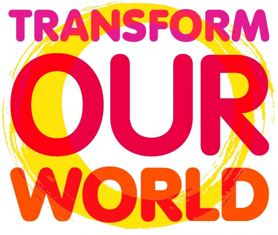 Transform Our World Teacher Resource Hub Launches